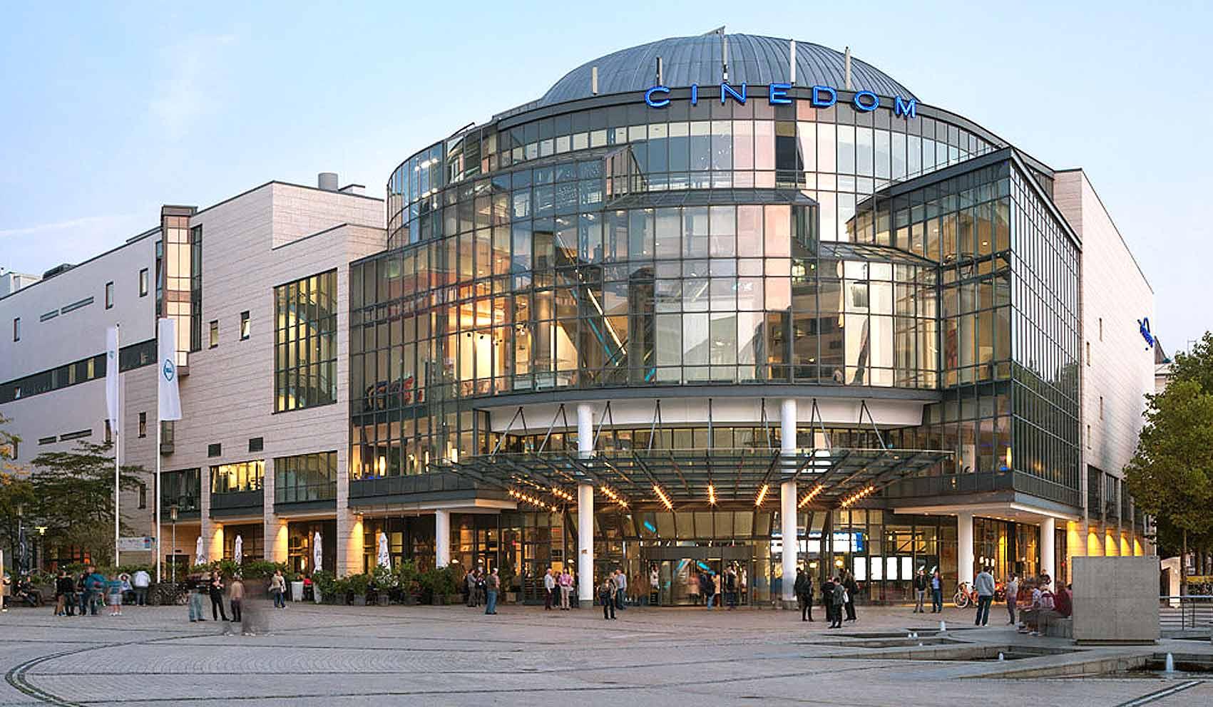 Cinedom - Das Kino In Köln